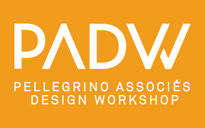 Logo Pellegrino Associés Design Workshop - Padw