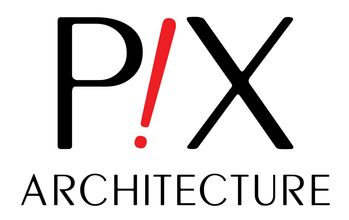 Logo Agence Pix Architecture (Ex.Patrick Corvaisier)