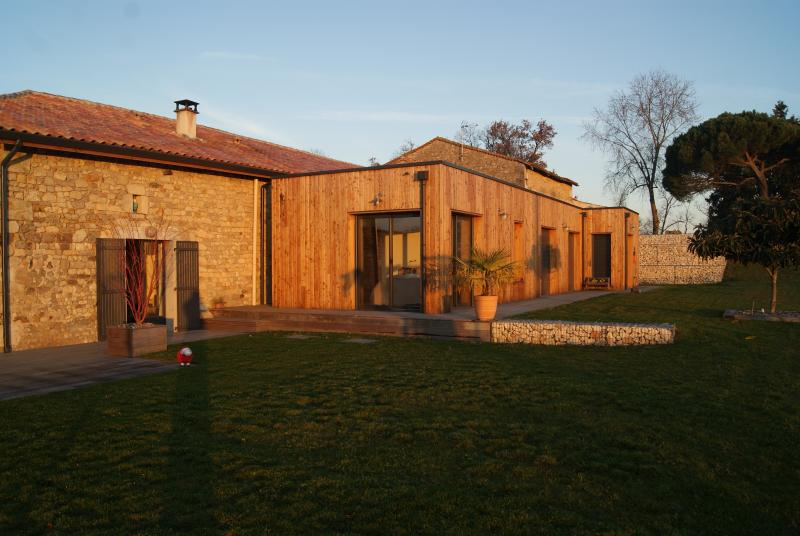 PhotoExtension d'une maison d'hôtes