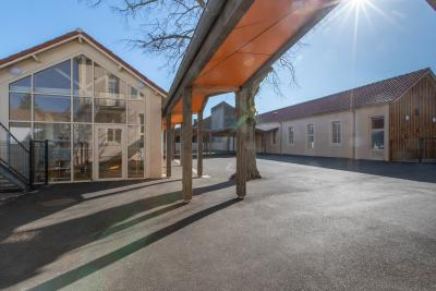 PhotoRestructuration et extension de l'école primaire de Plaisance du Gers
