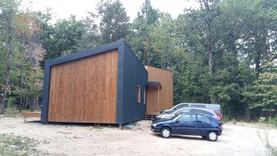 PhotoExtension Maison bois