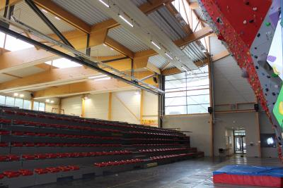 PhotoSalle de gymnastique et d'escalade