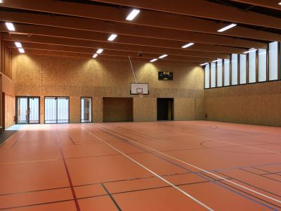 PhotoSalle de sport de Mouliherne