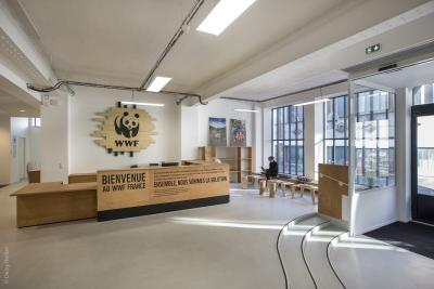PhotoSiège de WWF France